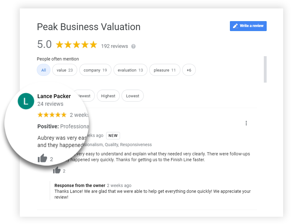 Business Valuations Utah Updated Reviews 3