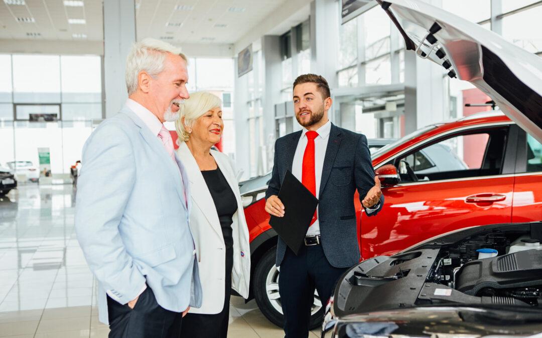 Valuation Multiples for a Car Dealership