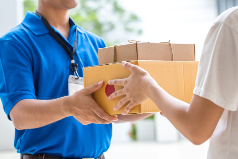Valuing a Courier and Local Delivery Service Company