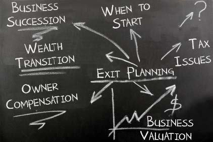 Business Valuations for Exit Planning