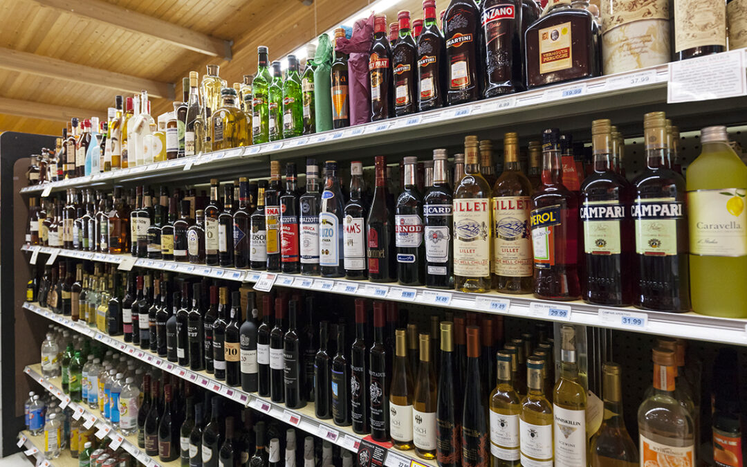 Valuation Multiples for a Liquor Store