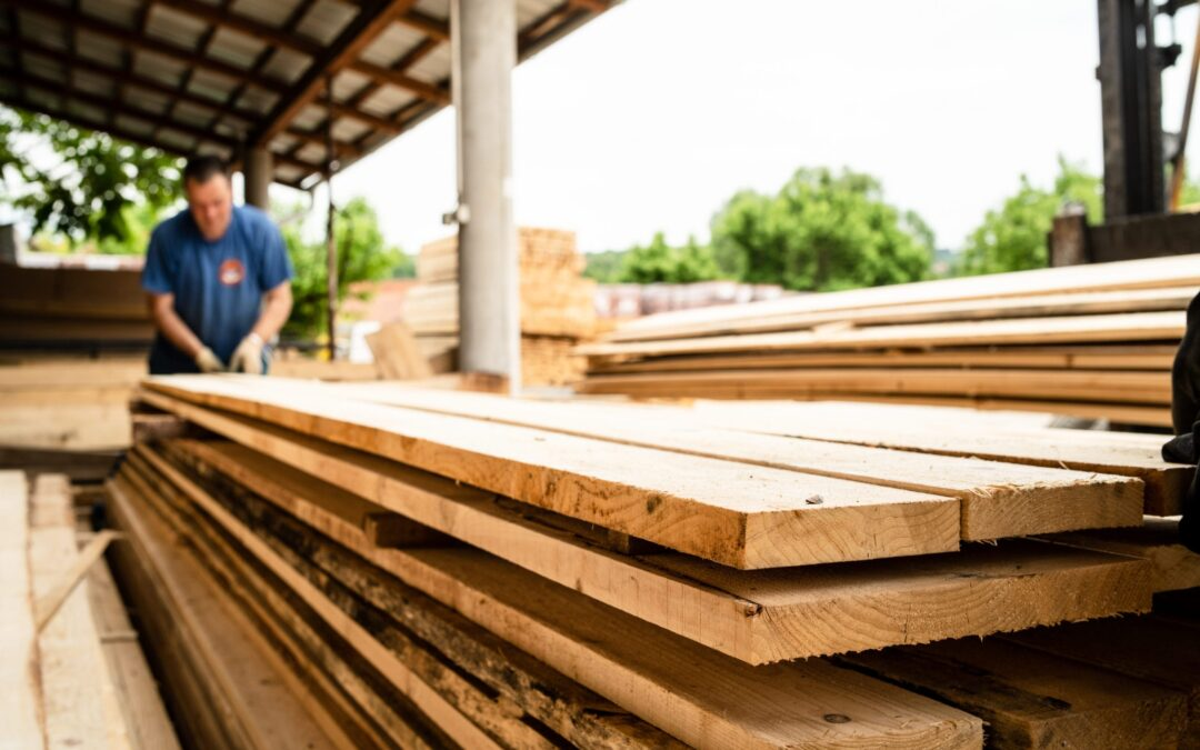 Valuation Multiples for Lumber Wholesalers