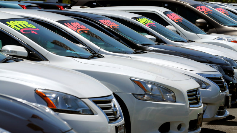 Value Drivers for a Used Car Dealership
