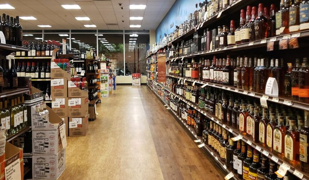 Valuing a Liquor Store
