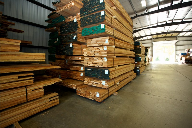 Valuing a Lumber Wholesale Company