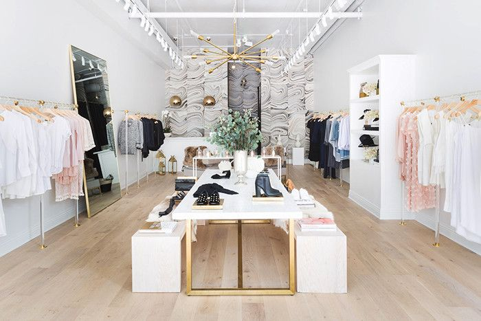 Valuing a Clothing Store or Clothing Boutique