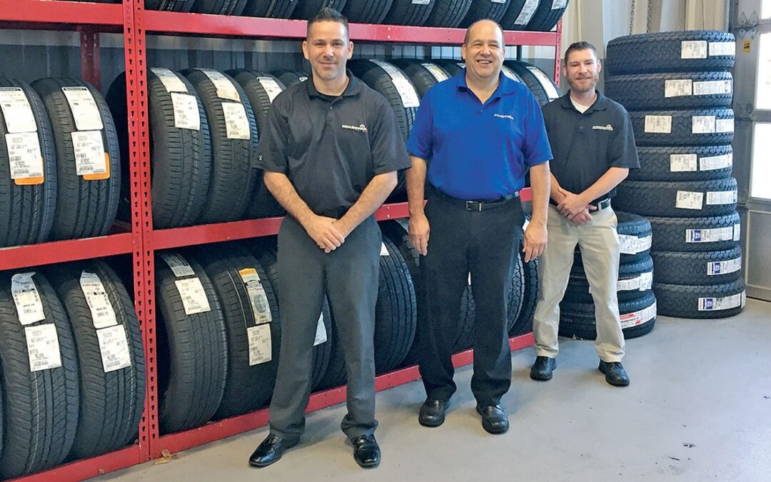 Increasing the Value of a Tire Dealership through Customer Loyalty
