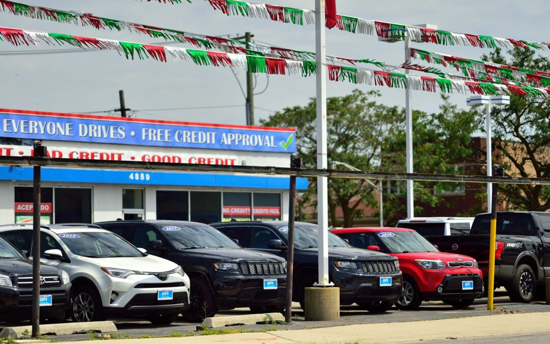 Valuing a Used Car Dealership
